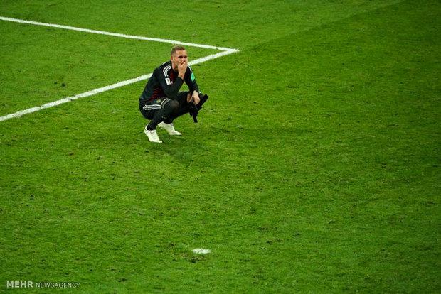 ألمانيا خارج مونديال روسيا بعد خسارتها من كوريا الجنوبية