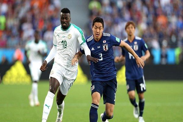 التعادل الايجابي يحسم مواجهة اليابان والسنغال في المونديال