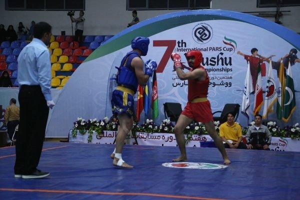 مسابقات بینالمللی ووشو جام پارس در گرگان؛ فینالیستهای 4 وزن مشخص شدند/ 3 فینال تمام ایرانی