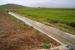 اجرای شبکههای آبیاری در ۲۰۴ هزار هکتار از اراضی غرب و شمال