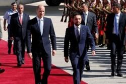 برطانوی شہزادہ ولیم مقبوضہ فلسطین کا دورہ کریں گے