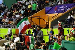 تقدیر نماینده FIVB از میزبانی ایران در هفته پنجم لیگ ملت ها