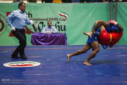 هفتمین دوره مسابقات بین المللی ووشو جام پارس در گرگان