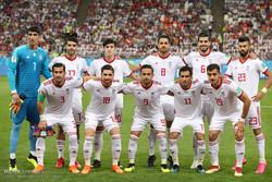 دیدار تیم ملی فوتبال ایران و پرتغال
