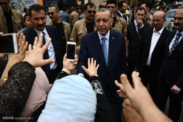 Erdoğan: Cumhur İttifakı'nı bozdurmamak konusunda kararlıyız