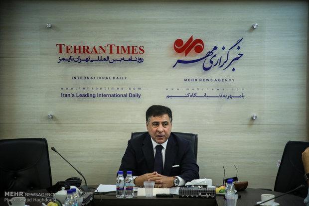 Driving Iran's oil export to zero biggest supply risk to global markets: Prof. Bininachvili