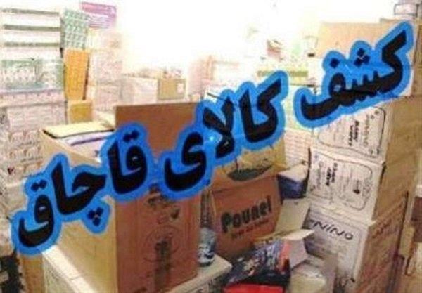 ۳ محموله پارچه قاچاق در شهرستان شازند توقیف شد