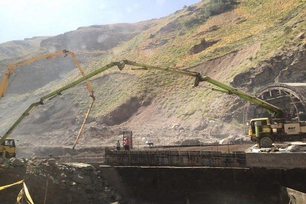 ۴۰۰ میلیارد برای تکمیل دو آزادراه تهران-شمال و همت-کرج تخصیص یافت