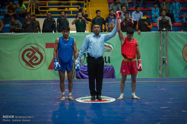 ووشوکاران قم صاحب ۶ مدال کشوری شدند
