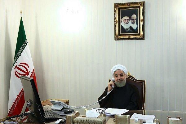 روحاني يطالب أطراف الاتفاق النووي بالإسراع في تنفيذ خططهم من أجل الحفاظ عليه