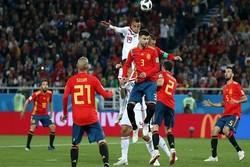 إسبانيا تتصدر المجموعة الثانية وتواجه المنتخب الروسي
