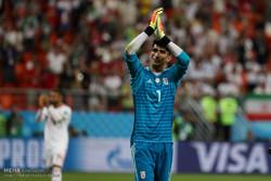 وداع المنتخب الوطني الايراني لمونديال روسيا 2018 / صور