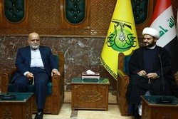 مسجدی با «دبیرکل جنبش نُجَباء» دیدار کرد