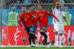 گزارش آماری مرحله مقدماتی جامجهانی/ حریف ایران مالکترین تیم جام