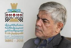 رقابت ۱۰ استاد بزرگ مطرح جهان با ۲۰۱۸ شطرنجباز در تبریز