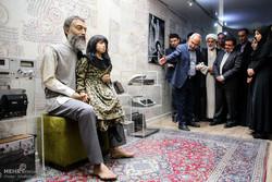 راست قامتان جاودانه تاریخ در خانه موزه شهید بهشتی