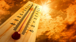 Climate change alarm bells ringing:  Temperature rises across Iran over spring