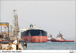 Kharg oil terminal
