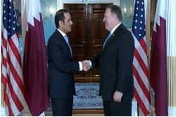 بومبيو: أزمة قطر تفيد إيران ويجب حلها