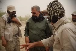 سوپای پاسداران مانۆڕی شوهەدای کوردی موسڵمان لە کوردستان بەرێوەدەبات
