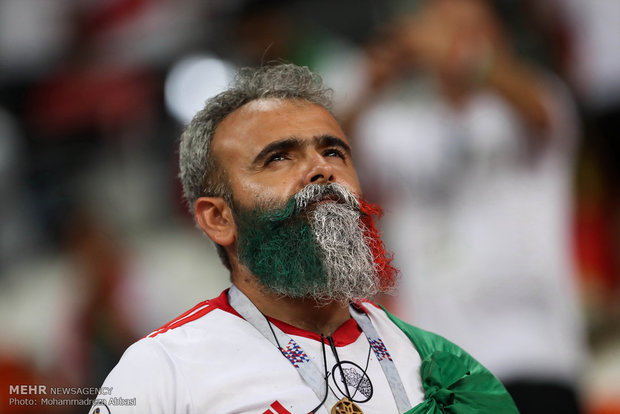 Team Melli's sad farewell to 2018 World Cup