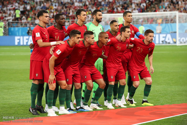 Iran 1-1 Portugal: World Cup 2018