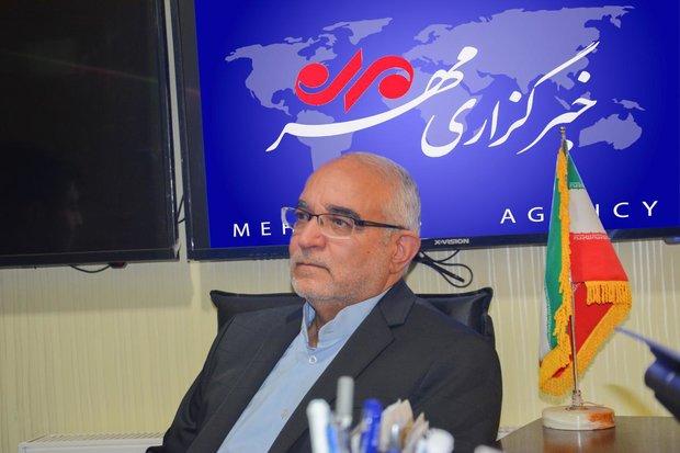 مجمع نمایندگان کرمانشاه به دنبال احقاق حق مناطق جنگی است