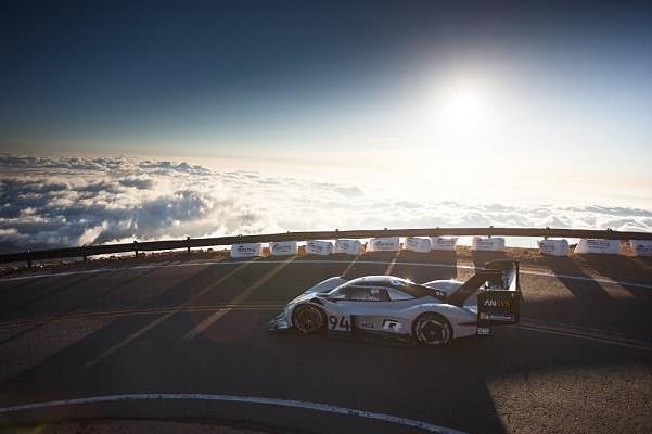 خودروی الکتریکی فولکس واگن رکورد زد