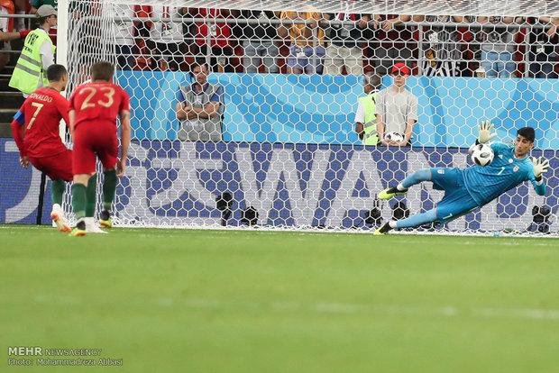 بیرانوند در رده ششم بهترین دروازهبان جام/ رامین رضاییان هفتم است