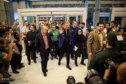 استقبال از تیم ملی فوتبال ایران