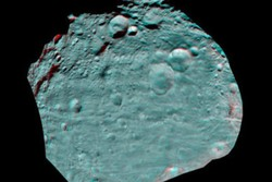 امکان رصد یک سیارک بزرگ با چشم غیرمسلح