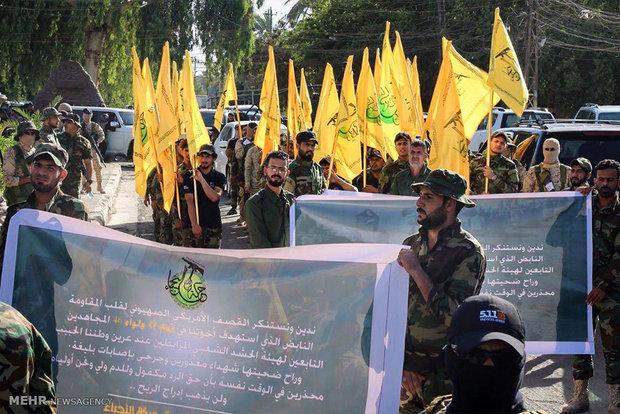 النجباء تعلق على أنباء عزم واشنطن زيادة قواعدها العسكرية في العراق