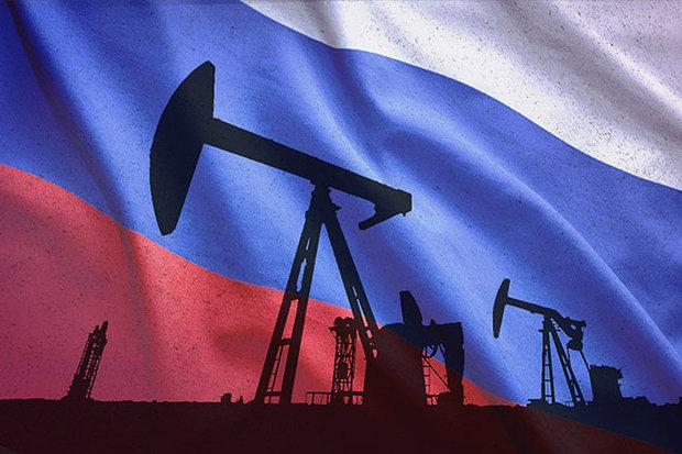 تولید نفت روسیه  کاهش یافت