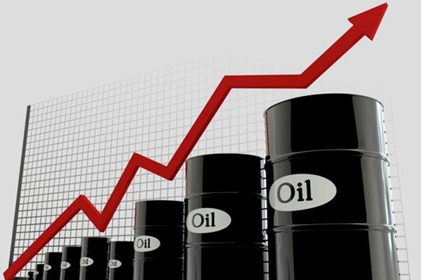 قیمت نفت با ادعای آمریکا در مورد انهدام پهپاد ایرانی صعود کرد