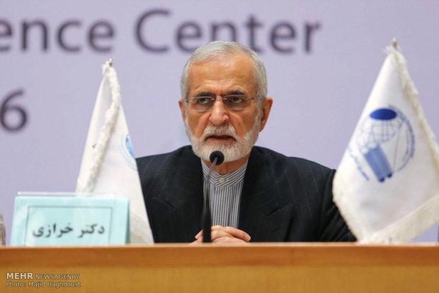 US unreliable partner for negotiation: Kharrazi