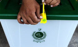 general election in Pakistan