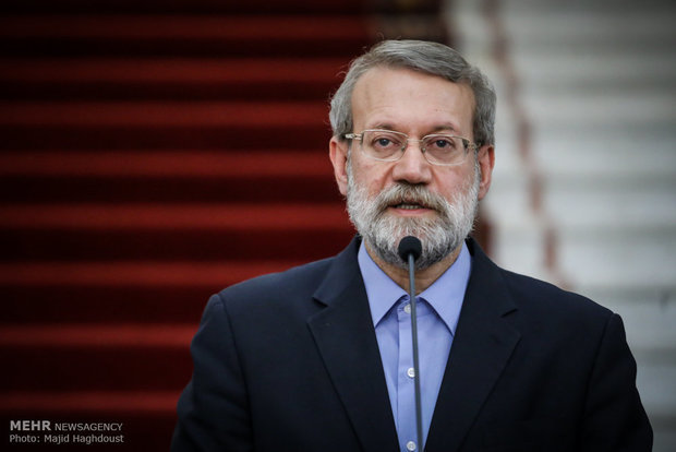 Larijani says negotiating with Trump administration 'strategic mistake'