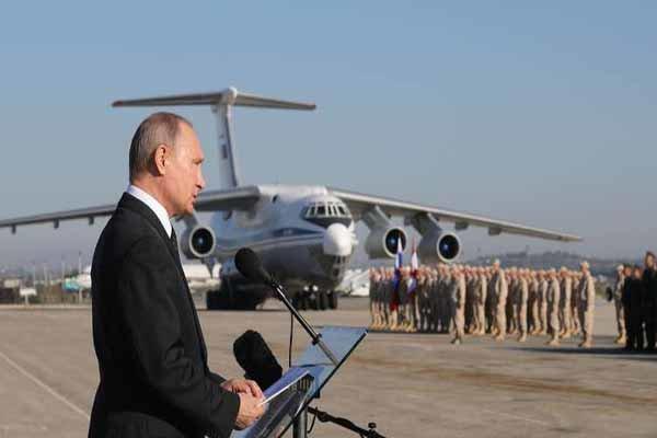 """Putin'den önemli """"Suriye"""" açıklaması"""