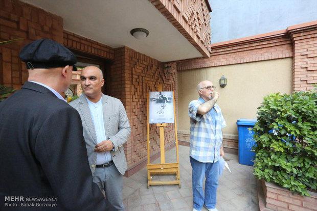 'Mr Actor' photo gallery in Tehran