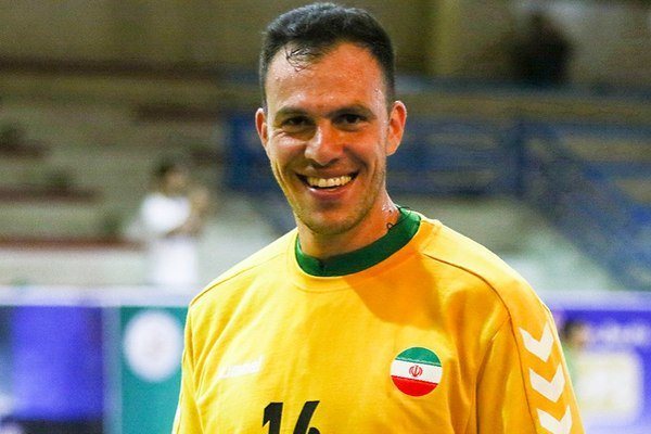 Iran's Babasafari joins Romanian handball club