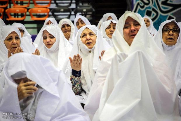 مؤتمر تعليمي لحجاج بيت الله الحرام في ايران