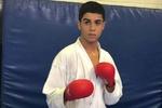 نوید محمدی به نیمه نهایی کاراته راه یافت