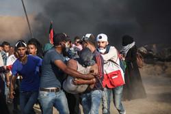 """شهيد و 210 إصابة برصاص الاحتلال في جمعة """"عائدون رغم أنف ترامب"""""""
