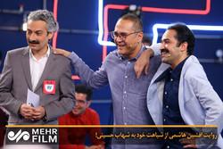 روایت افشین هاشمی از شباهت خود به شهاب حسینی!