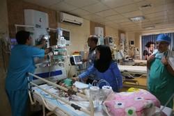 وجود ۴۰۰ بخش ICU در کشور/ضریب بالای اشغال تخت ها