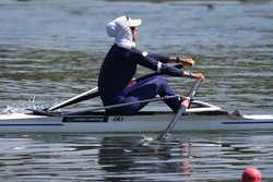 Iranian junior rowers snatch 5 medals at Asian C'ships
