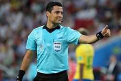 Iranians to officiate Argentina vs France at 2018 W Cup