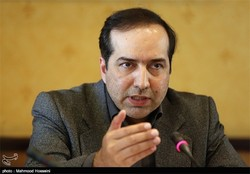 Deputy Culture Minister Hossein Entezami in an undated photo (Tasnim/Mahmud Hosseini)