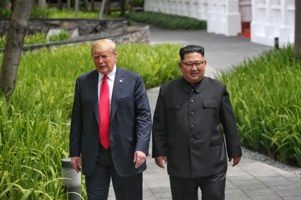 بەرپرسانی ئەمریکا: کۆریای باکوور فریومان دەدات