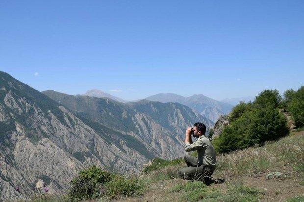 داستان ناتمام محیط بانان البرز کوه